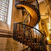 Staircase in Loretto Chapel