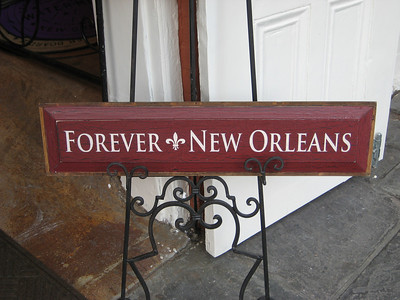 French Quarter and Canal St
