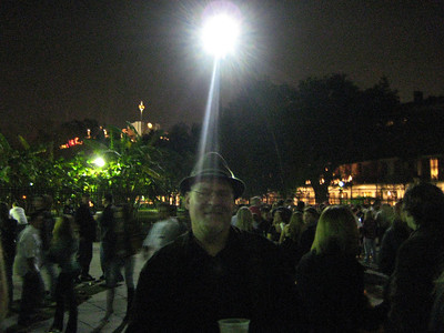 New Year's Eve 2007, Jackson Square