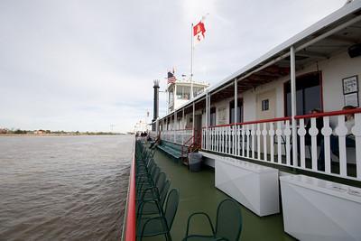 Aboard the Steamer Natchez