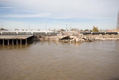 Wrecked Wharf