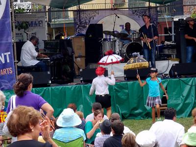 Jeremy Davenport at Satchmo Summerfest