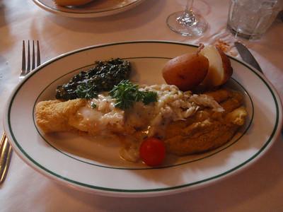 Pan-Fried Fish at Tujaques