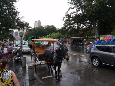 Decatur in the Rain