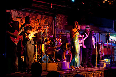 Soul at the Blues Bar