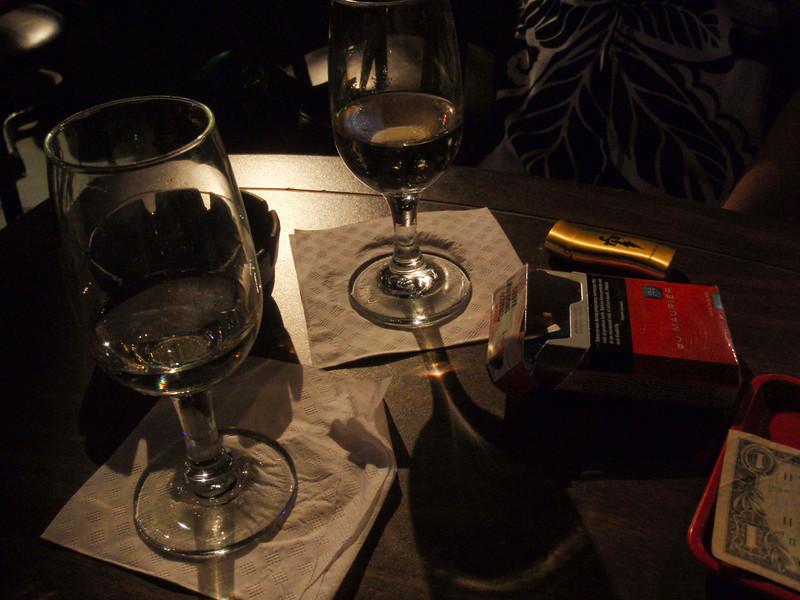 Wine and Smokes