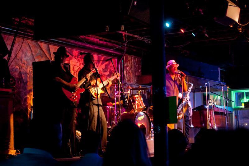 Soul at the Blues Bar