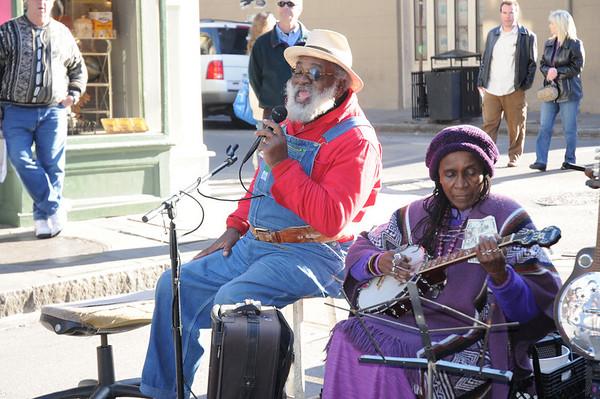 """""""Grandpa Elliott"""" in New Orleans"""