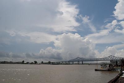 Mississippi Panorama I