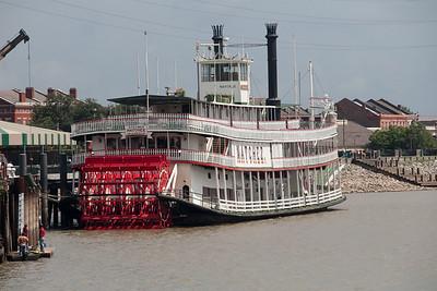 The Steamer Natchez