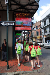 Christian Youth in the Big Easy