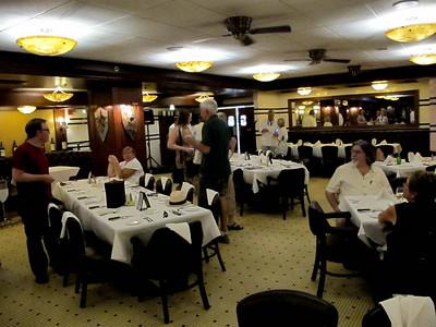 Spirit of Texas Lunch @ Dickie Brennan's Steak House