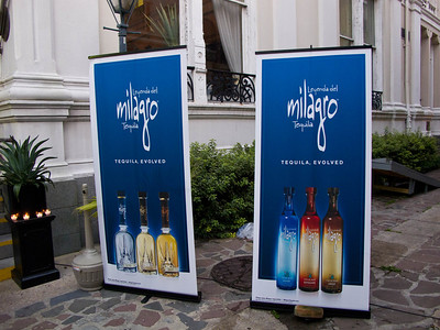 Milagro Tequila Margarita Competition @ The Board of Trade