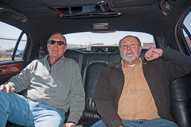 Bob Corbett & Joe Marrs