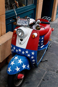 Stars and Stripes Scooter
