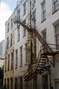 Warehouse District Fire Escape