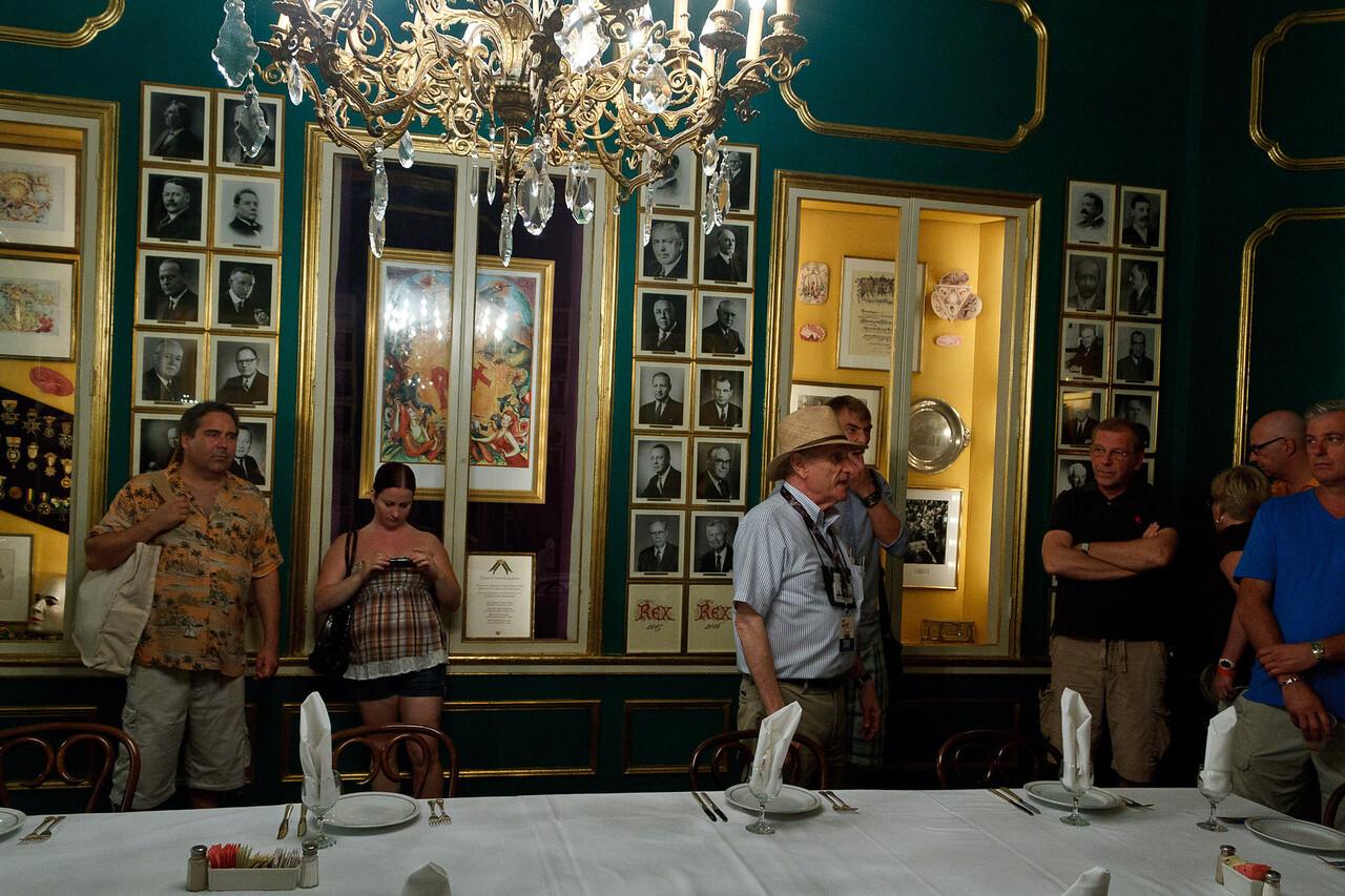 Rex Krewe Room