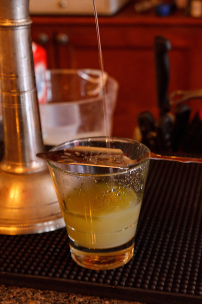 Absinthe: Adding the Water