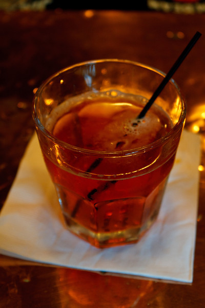 Sazerac at the Royal Sonesta