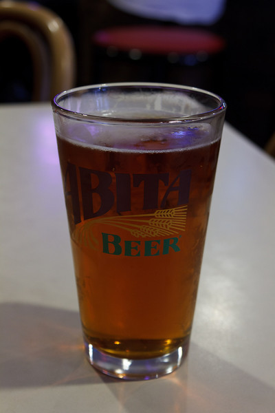 First Abita Amber of the Trip, Felix's