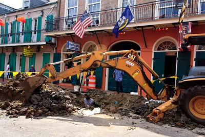 Digging Up Bourbon