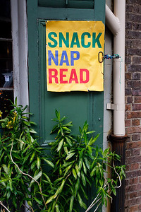 Snack Nap Read