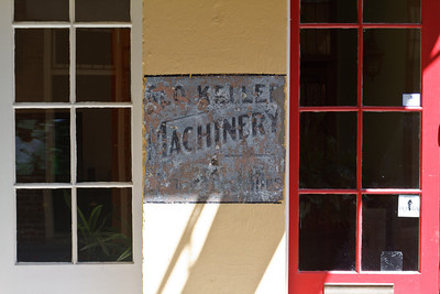 Geo. Keller Machinery