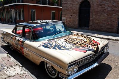 Painted Impala
