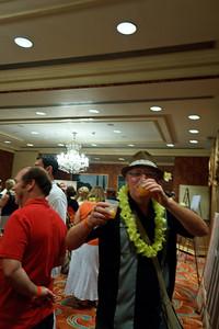 Gary at the Botran Tiki Party