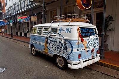 Deep Eddy Vodka Minibus