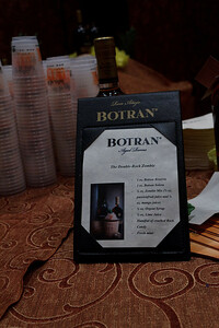 Botran Tiki Party Recipe Card
