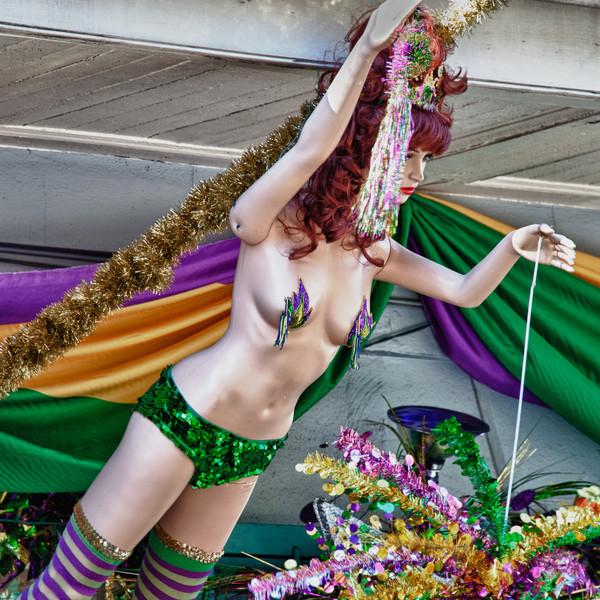 Mardi Gras Decorations