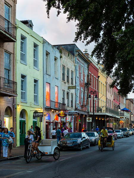 Street of New Orleans