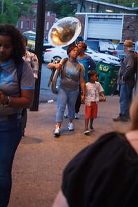 Just Walkin' With My Tuba