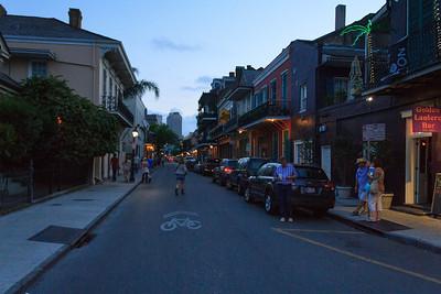 Evening On Royal Street