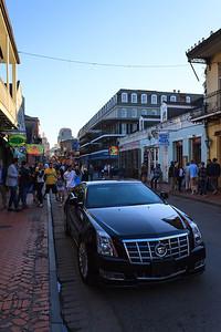 Bourbon Cadillac
