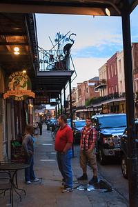 Hanging Out on Decatur Street