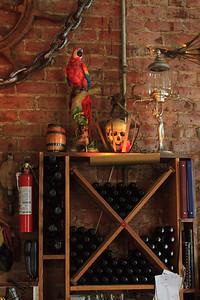 Pirate's Wine Rack