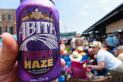 Purple Haze at the French Market