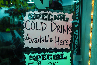Special Cold Drinks