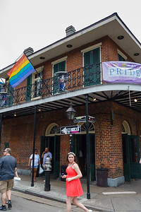 Bourbon St Pride