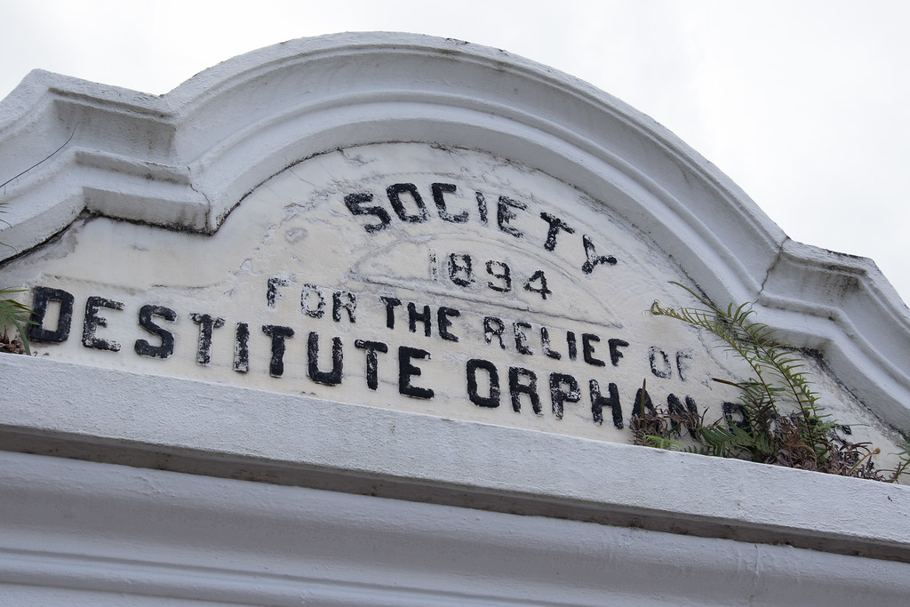 """Society for the relief of destitute orphan boys"""