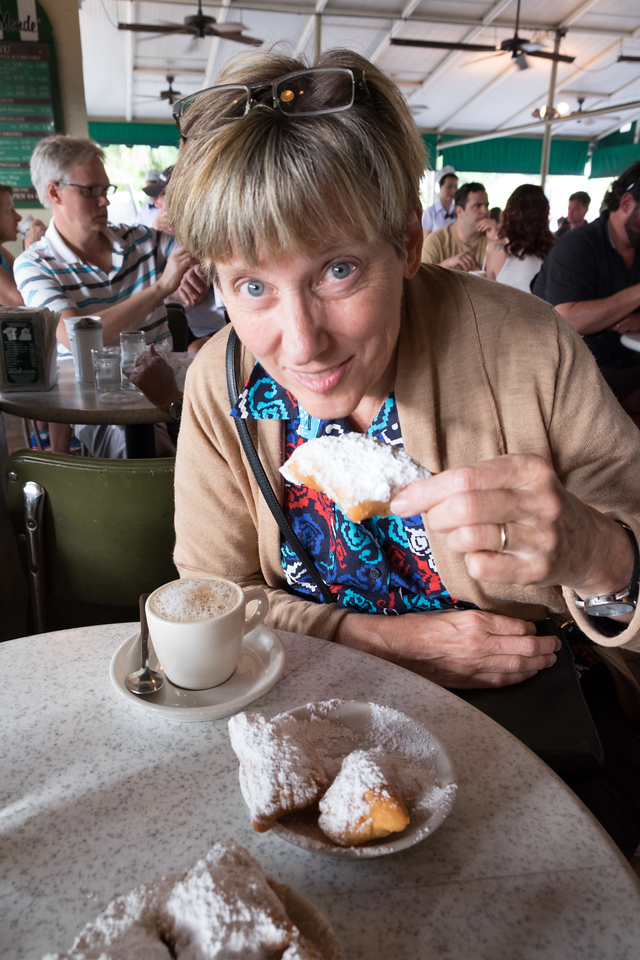 One word- beignets