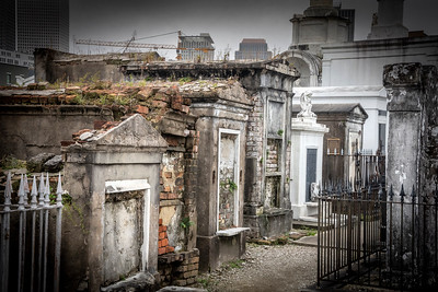 Saint Louis Cemetery Number One, New Orleans, Louisiana