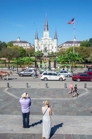 In the French Quarter, New Orleans, Louisiana