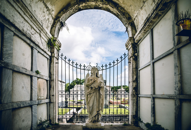 NOLA.com Photo Walk #6 - Metairie Cemetery - June 14, 2017