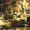 Bob Borsodi, at his coffee shop