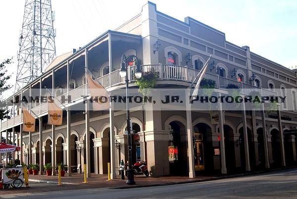 Hard Rock Cafe, New Orleans