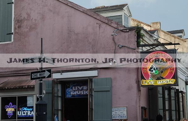 French Quarter Opry House Scene