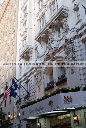 Hotel Montelone in the French Quarter